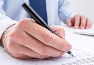 executor-paperwork